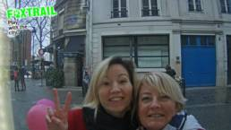 Equipe Foxtrail team-building jeu de piste à Paris