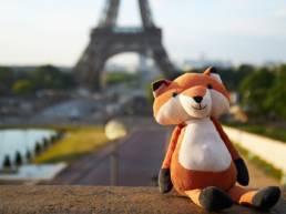 Foxtrail jeu de piste et chasse au trésor à Paris